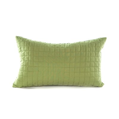 Judes Lumbar Pillow Color: Lime