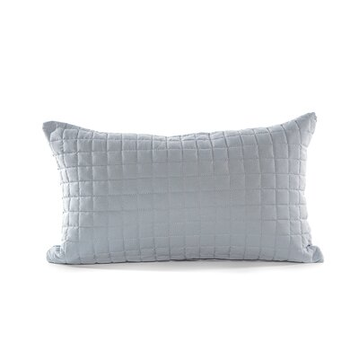 Judes Lumbar Pillow Color: Silver