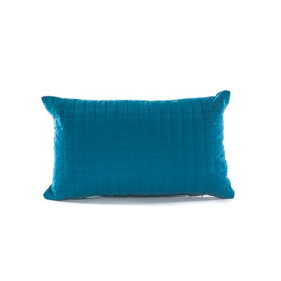St Judes Lumbar Pillow Color: Teal