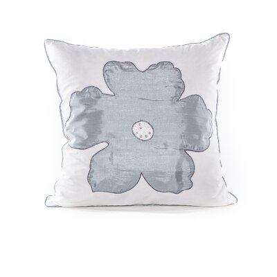 Bridgeport Cotton Throw Pillow Color: White