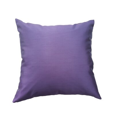 Reder Throw Pillow Color: Purple