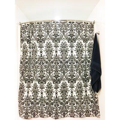 Medieval Print Shower Curtain