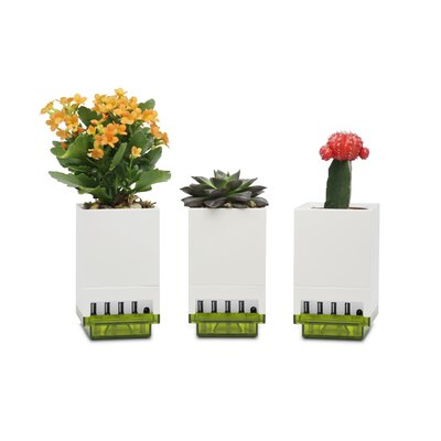 USB Charging Pot Planter EMF6515