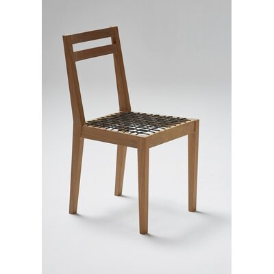 Riempie Side Chair Finish: Iroko
