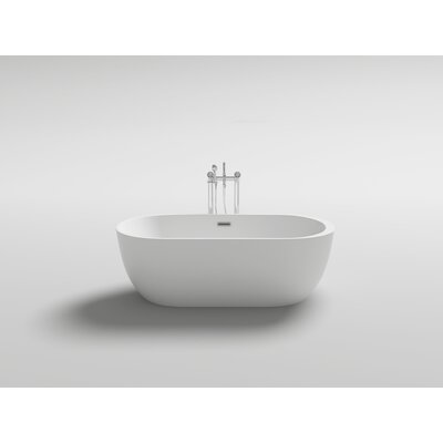 Reno 67 x 31.5 Freestanding Soaking Bathtub
