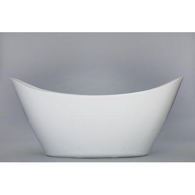 Marano 68 X 29 Freestanding Soaking Bathtub