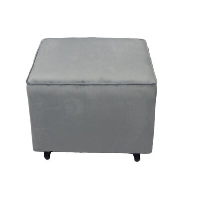 Comfy Cozy Ottoman Upholstery: Grey