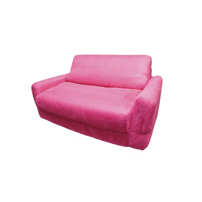 Fold Out Foam Guest Bed Folding Sofa Sit N Sleep Futon Cream