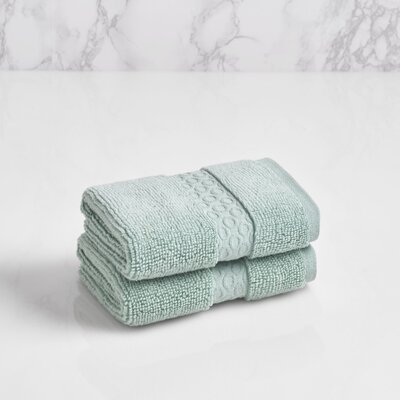 Sopht Solid Washcloth Color: Sterling Blue