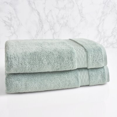 Bath Towel Color: Sterling Blue