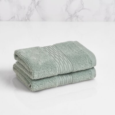 Innovate Washcloth Color: Sterling Blue