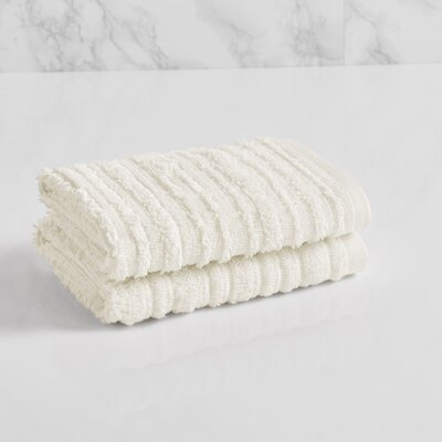 Solid Washcloth Color: Sugar Swizzle