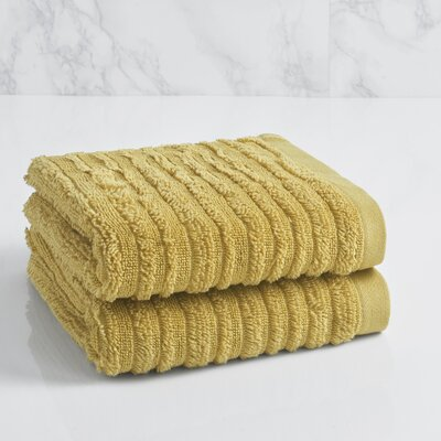 Solid Hand Towel Color: Pear Green