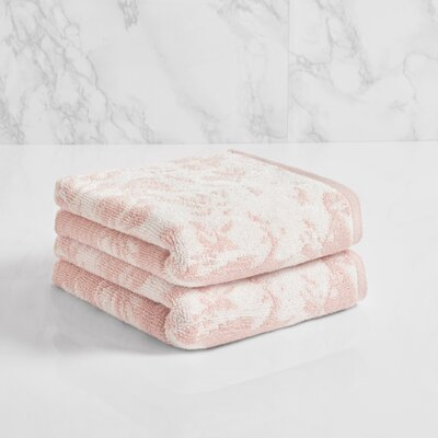 Lavalle Hand Towel Color: Morganite/Sugar Swizzle