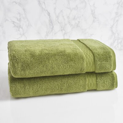 Innovate Bath Towel Color: Lawn