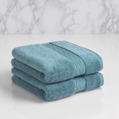 Innovate Hand Towel Color: Bluemoon