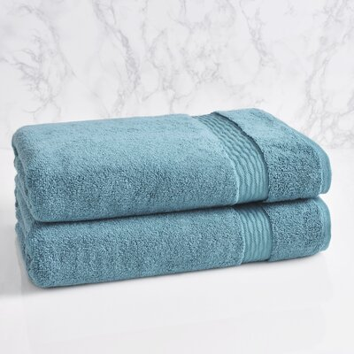 Bath Towel Color: Bluemoon