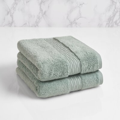 Innovate Hand Towel Color: Sterling Blue