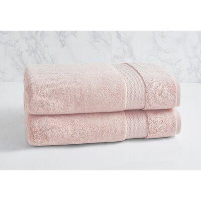 Sopht Solid Bath Towel Color: Morganite