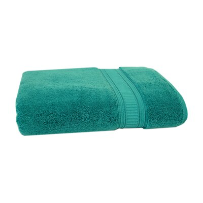 Bath Towel Color: Teal