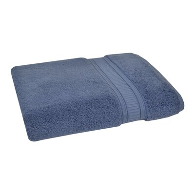 Bath Towel Color: Maritime Blue