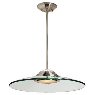 Sutcliffe 1-Light Pendant Size: 50 H x 13.5 W x 13.5 D