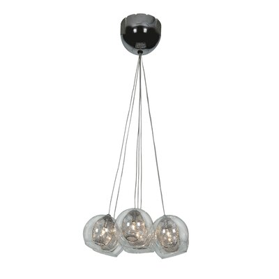 Wrangell 7-Light Pendant