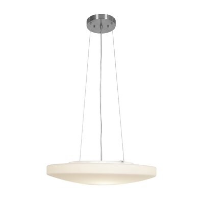 Orion 3-Light Pendant Bulb Type: LED
