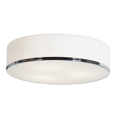 Aero 3-Light Flush Mount