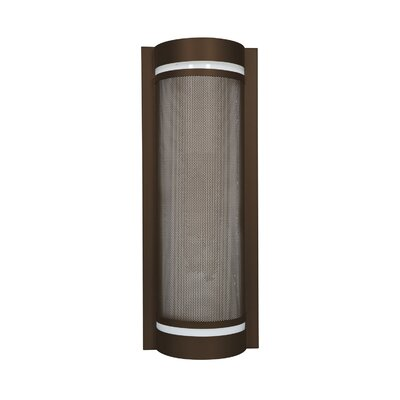 17 Stories Desirat 2-light Outdoor Flush Mount