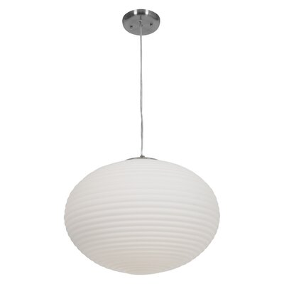 Seeger 3-Light Metal Pendant