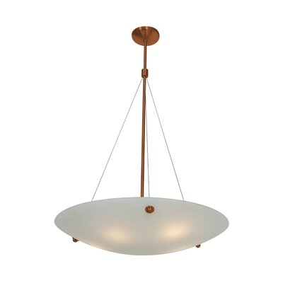 Ternate 5-Light Pendant Finish: Bronze