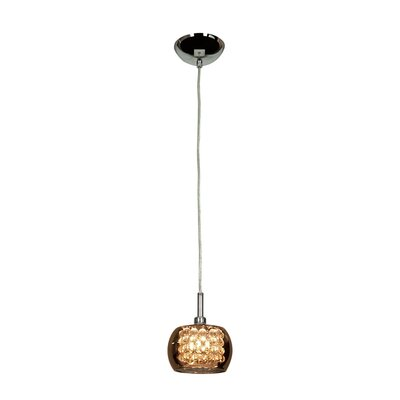 Glam 1-Light Mini Pendant