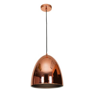 Essence 1-Light Mini Pendant Size: 12 H x 11.8 W x 11.8 D