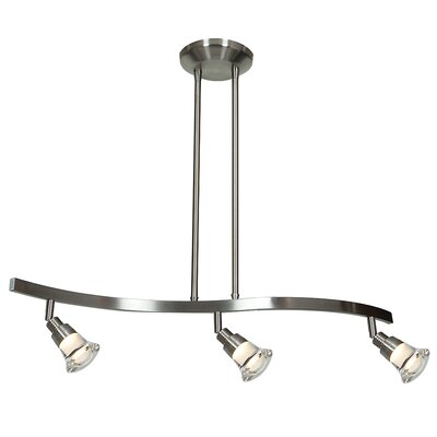 Tarkington 3-Light Kitchen Island Pendant