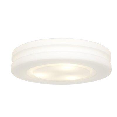 Access Lighting Altum 2-Light Outdoor Flush Mount 50187-WH/OPL