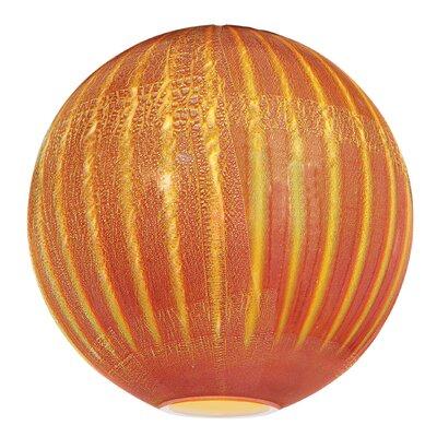 Safari 14 Glass Sphere Pendant Shade