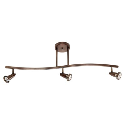 Rocheleau 3-Light Convertible Pendant Finish: Bronze