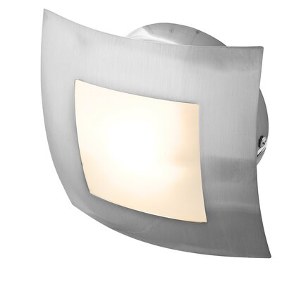 Miramontes 1-Light Semi-Flush Mount
