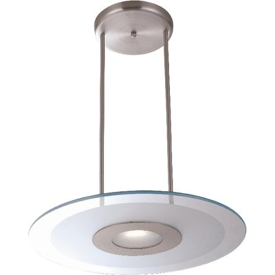 Rockford 1-Light Bowl Pendant