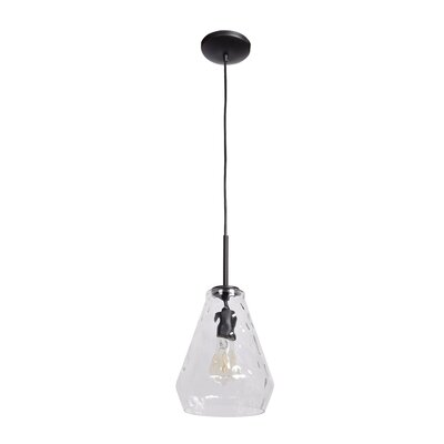 Sullivan Street Diamond 1-Light Mini Pendant