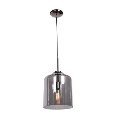 Sullivan Street Cylinder 1-Light Mini Pendant