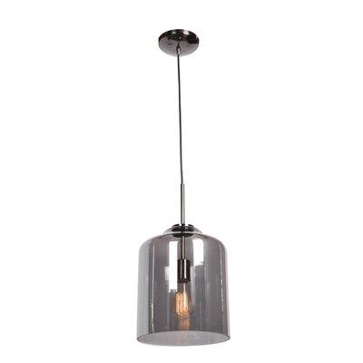 Sullivan Street Cylinder 1-Light Mini Pendant