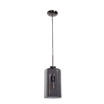 Sullivan Street Cylinder 1-Light 60W Mini Pendant