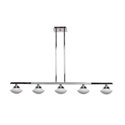 Albano 5-Light Kitchen Island Pendant