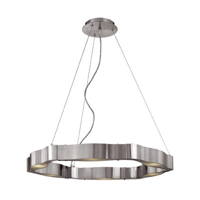 Jeske 6-Light Drum Pendant