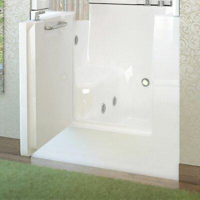 Mesa 40 x 31 Whirlpool Jetted Bathtub