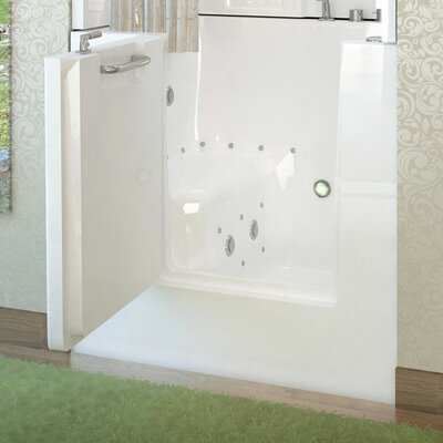 Mesa 40 x 31 Whirlpool & Air Jetted Bathtub