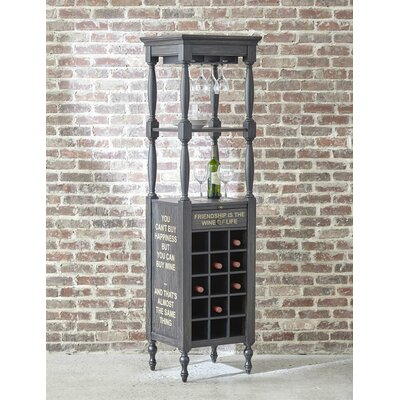 Cabernet 15 Bottle Wine Cabinet