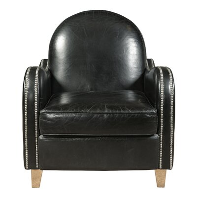 Katherine Leather Armchair